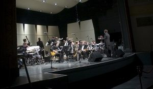 Photo of past a Jazz Performance