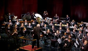 Photo of UNCG Wind Ensemble