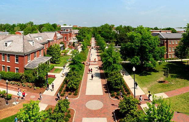 UNCG spring enrollment up 4.8 percent over last year
