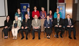 Group photo of recipients