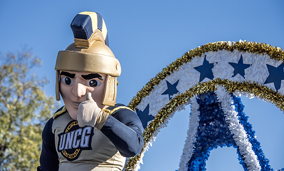 UNCG sees strong turnout during Homecoming Week