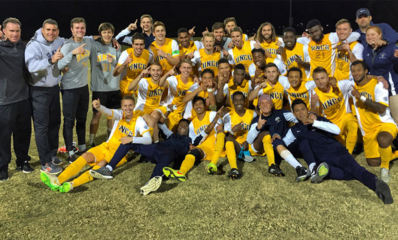 Spartans take soccer title