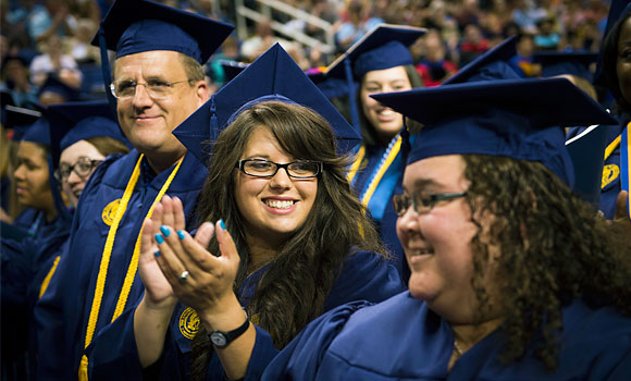UNCG to graduate more than 1,600 at December Commencement