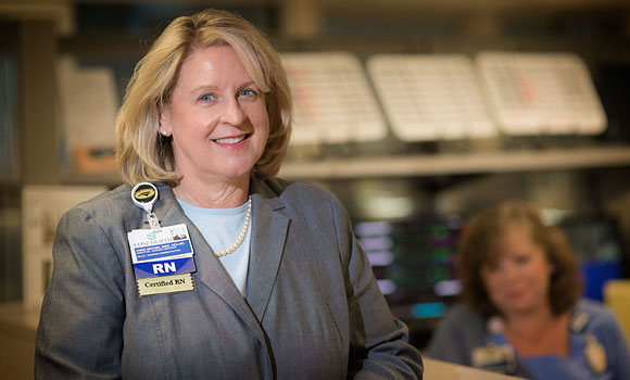 Mid-Career Change Leads Anne Brown to Nursing Success