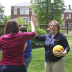Field Day at UNCG, 2015