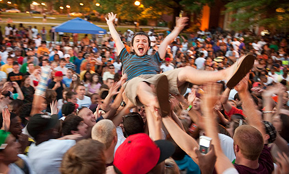 UNCG to host 7th annual Spartapalooza festival for students