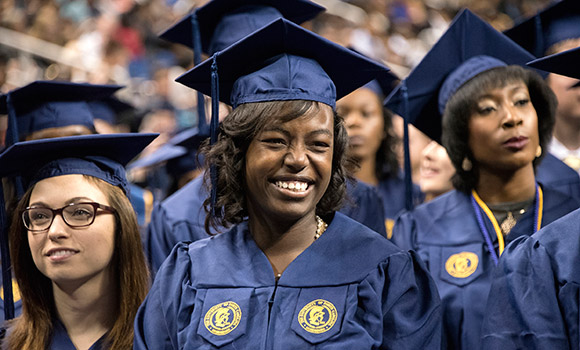 UNCG to graduate nearly 2,500 Spartans at May Commencement