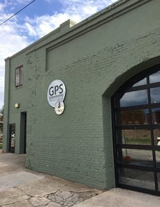 Photo of GPS building
