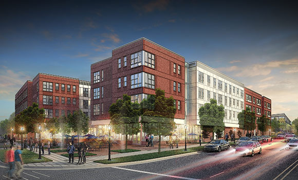 Spartan Village expands with new mixed-use project