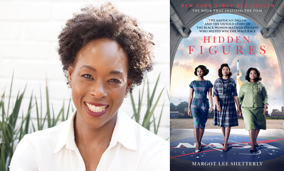 'Hidden Figures' author to deliver May Commencement address