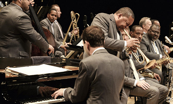 Wynton Marsalis and orchestra to visit UNCG