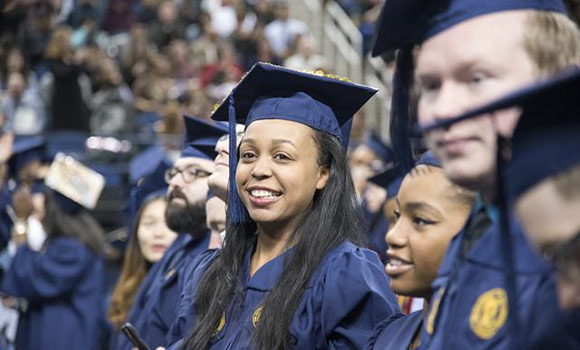 UNCG to award more than 2,600 degrees at May Commencement