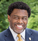 Photo of Chancellor Franklin D. Gilliam, Jr.