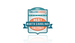 Best North Carolina Colleges badge