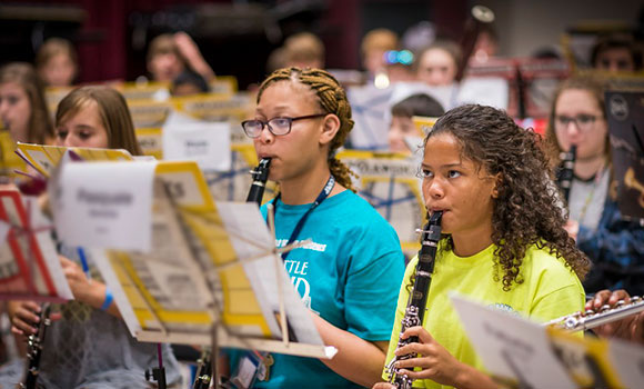 More than 2,000 enjoy UNCG Summer Music Camp
