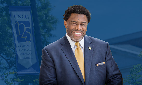 Chancellor Gilliam to kick off 125th year with annual State of the Campus Address