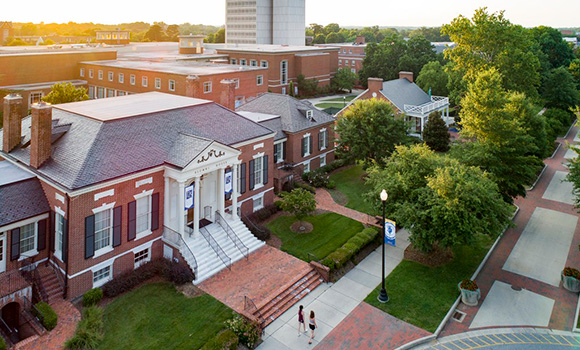 UNCG announces new co-admission programs