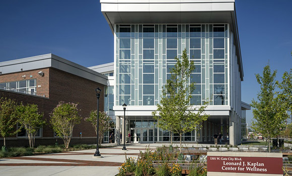 Kaplan Center receives LEED Gold rating from U.S. Green Building Council
