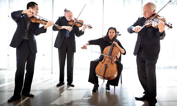 Renowned Juilliard String Quartet to perform at UNCG Oct. 27