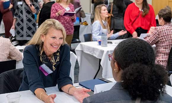 UNCG hosts 'Bizwomen Mentoring Monday' event