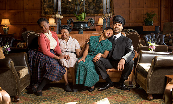 Alumna delves into history through 'A Raisin in the Sun'