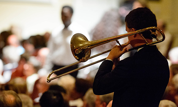 UNCG hosts 'God's Trombones' symposium