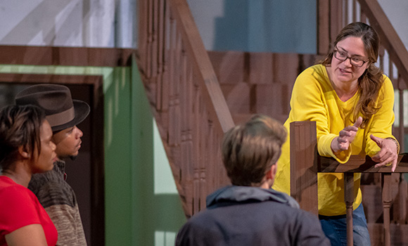 UNCG Theatre explores home and identity in 'Clybourne Park'
