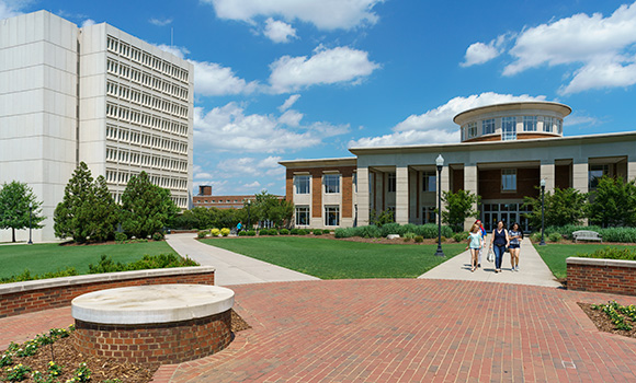 UNCG on Forbes' Best Employers list