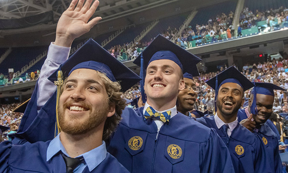 UNCG celebrates largest graduating class at May Commencement