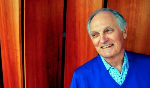 Promotional photo of Alan Alda