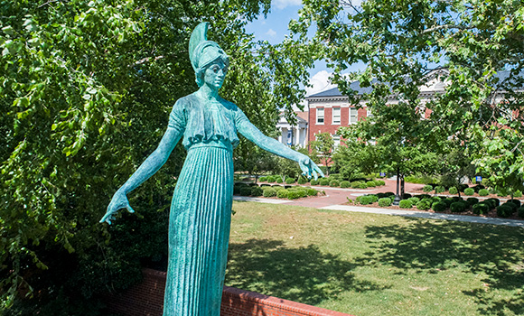 UNCG on a roll with recognition in national rankings