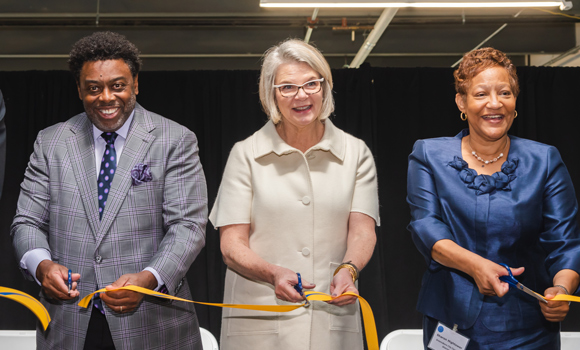 Gateway University Research Park opens new research facility