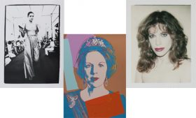 Artwork from Andy Warhol