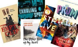 6 book covers