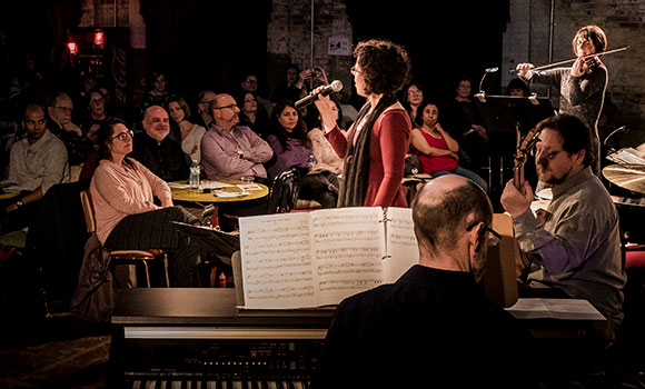 Faculty music tells stories of Latina immigrants