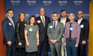 UNCG 40 Under 40 honorees for 2019.