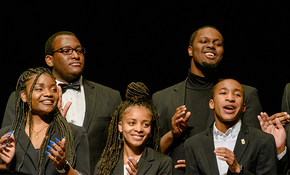Celebrate Black History Month on campus