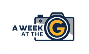 A Week at the G logo