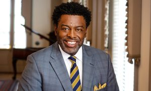 Dr. Frank D. Gilliam, Jr., Chancellor UNC Greensboro