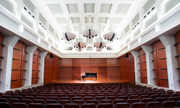 A recital Hall