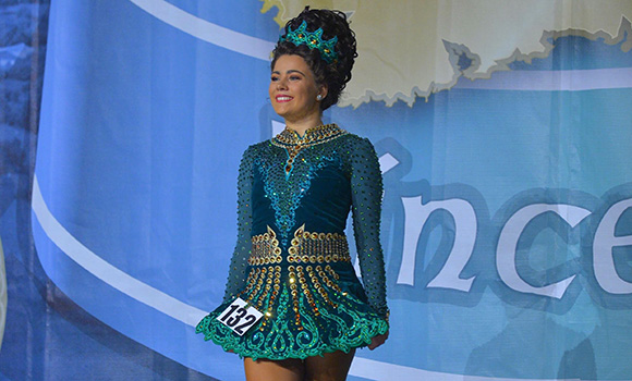 Student among top Irish dancers in the world