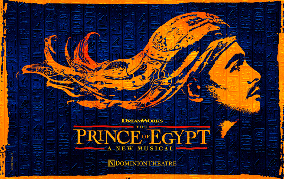 The Prince of Egypt': Prepping London's big new show