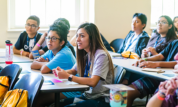 Over 150 Latinx students participate in CHANCE program