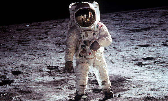 The Eagle has landed: Spartans recall first moon landing