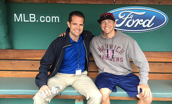 UNCG alumnus leads scouting for Boston Red Sox