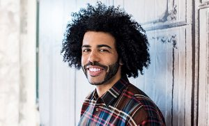 Portrait of Daveed Diggs