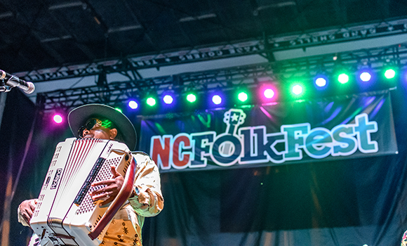 Spartans at NC Folk Festival this weekend