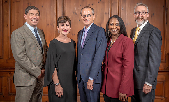 UNCG welcomes five new deans