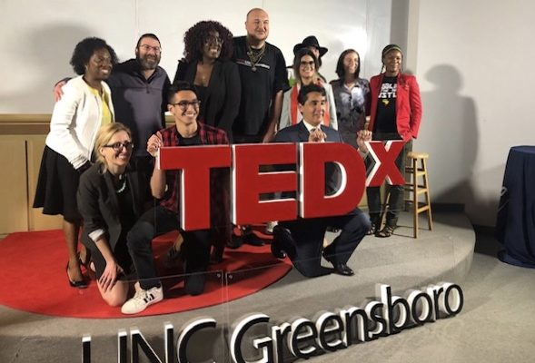 Call for speakers: TEDxUNCGreensboro theme will be 'empower'