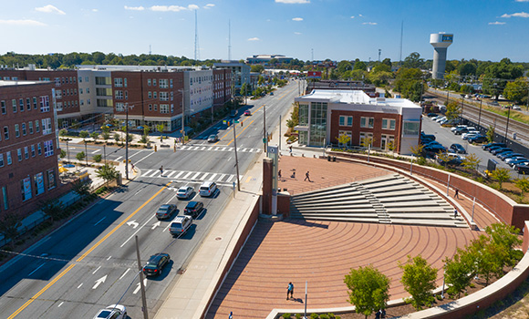 UNCG announces new Millennial Campus projects